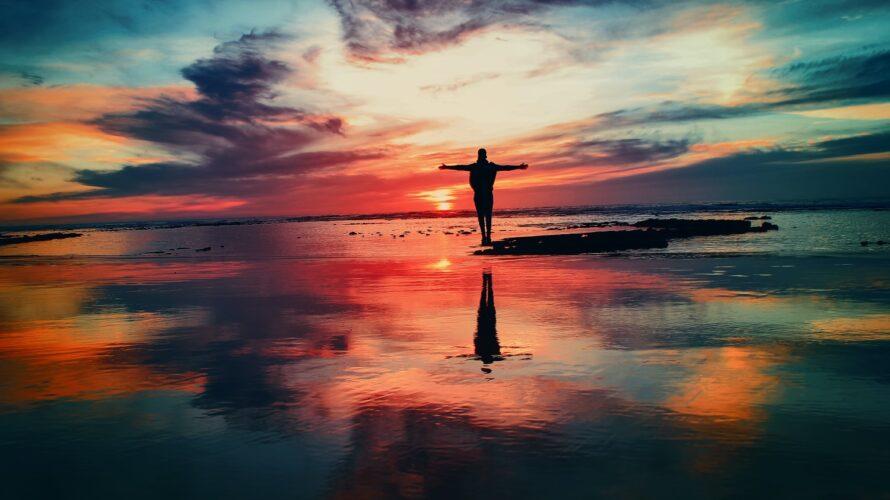 人の底知れぬエネルギーは愛と感謝のパワーだね👍