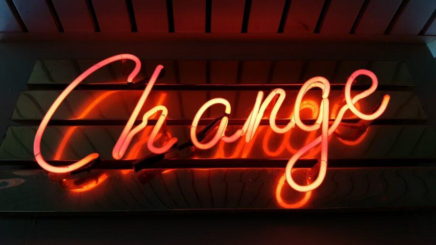 自己変革をおこせば、人生はもう元には戻らない